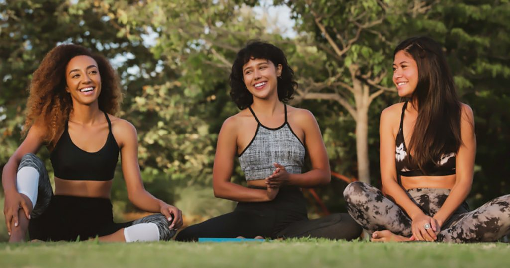 Tips for staying active
